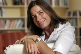 La giornalista Caterina Soffici