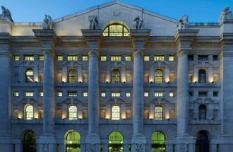 Borsa Milan Palazzo Mezzanotte