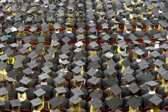 university gratuation hats