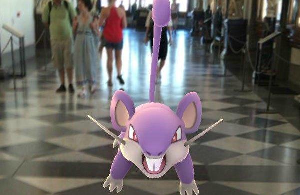 pokemon_go_uffizi (photo @TG24)