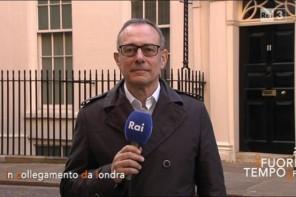 Marco Varvello, News Correspondent for RAI Italian TV