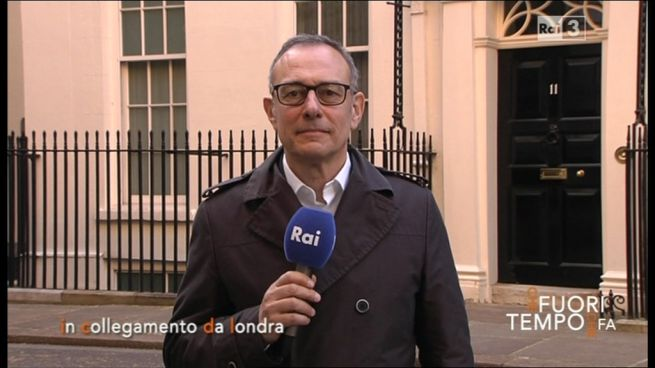 Marco Varvello, News Correspondent for RAI Italian TV