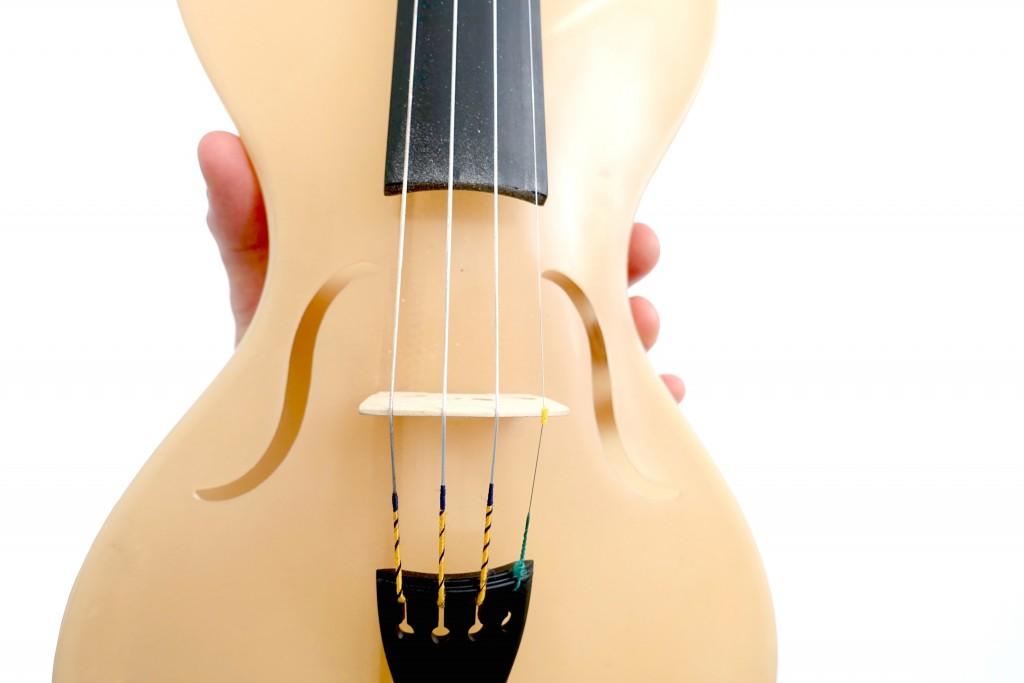 Imperial College London Luca Alessandrini silk violin